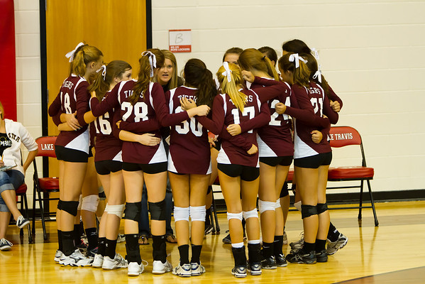 Dripping Springs vs Lake Travis - A-Team - Thu, Oct 7, 2010