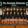 2019 FGR Varsity Volleyball Team 8x10
