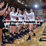 NCAA WOMENS VOLLEYBALL:  SEP 09 Florida Gulf Coast at Davidson