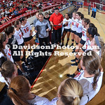 NCAA WOMENS VOLLEYBALL:  SEP 09 Florida Gulf Coast at Davidson