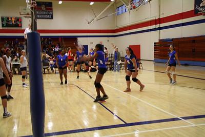 Freshman Volleyball vs Xavier