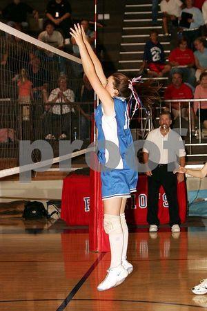 HCS Jr Var Volleyball 101205