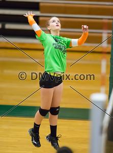 Hayfield @ Langley JV Volleyball (06 Oct 2014)