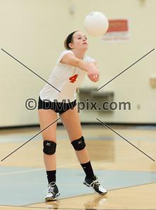 Herndon @ Yorktown JV Volleyball (09 Sep 2014)