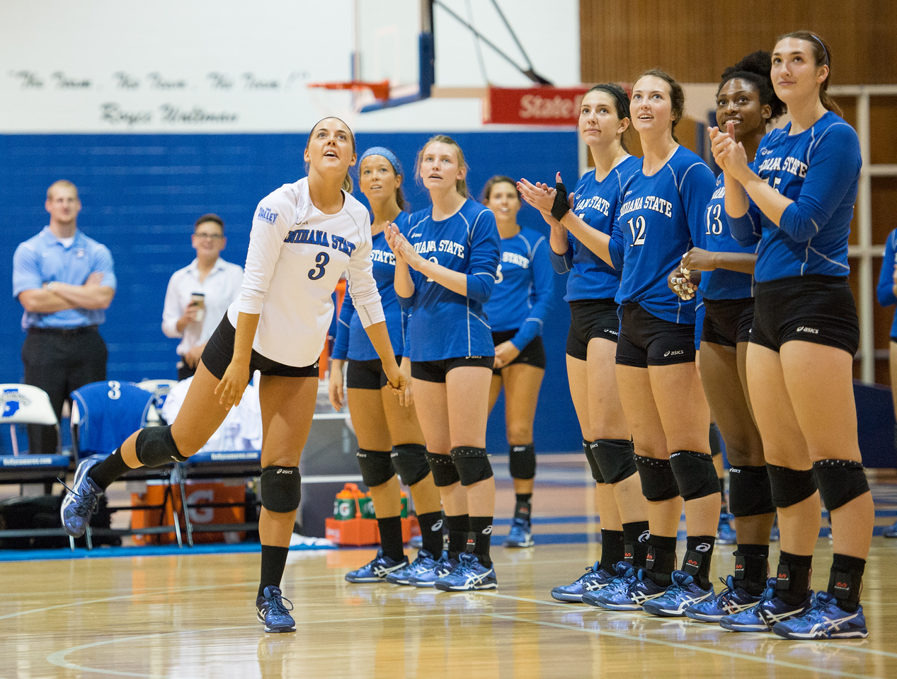 Indiana State Volleyball