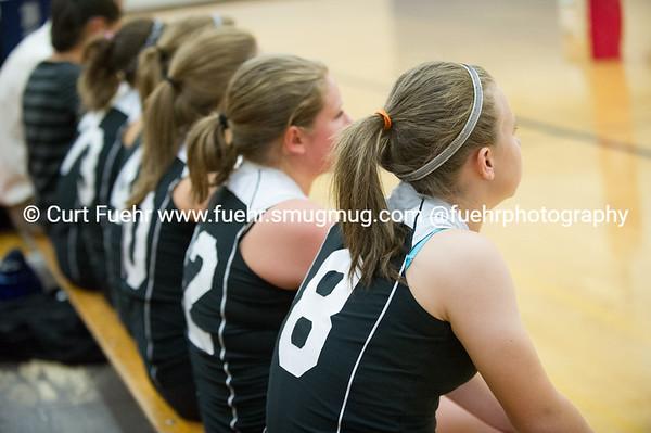 Bailey - IMS 8th Grade Volleyball vs Beaver Lake 10/3/12