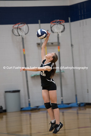 Darby - 7th Grade Volleyball vs Beaver Lake Middle School 2016