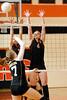 Volleyball Jefferson at Bennett 10-23-09
