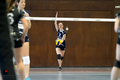 LNB 13-14 - Match VBC NUCII - VBC Steinhausen