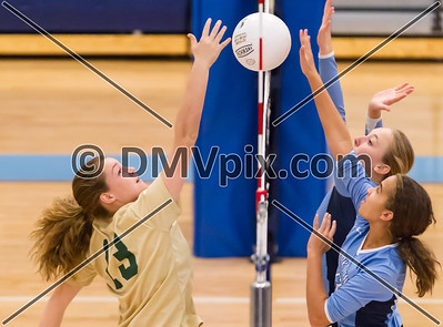 Langley @ Yorktown Freshman (21 Oct 2013)