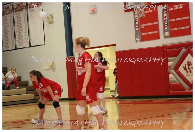 Lawson Volleyball vs East Buc 030