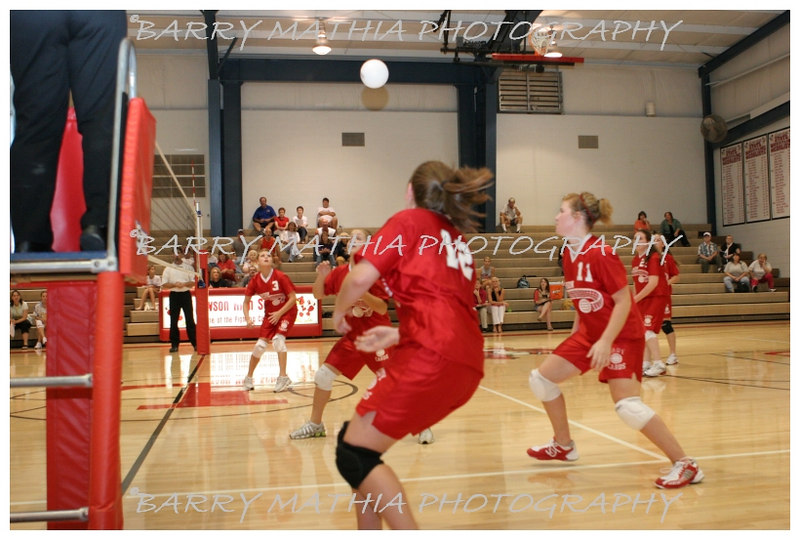 Lawson Volleyball vs East Buc 050