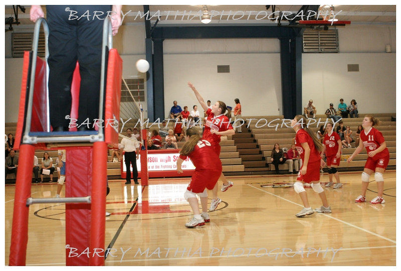 Lawson Volleyball vs East Buc 022