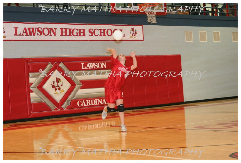 Lawson Volleyball vs East Buc 012