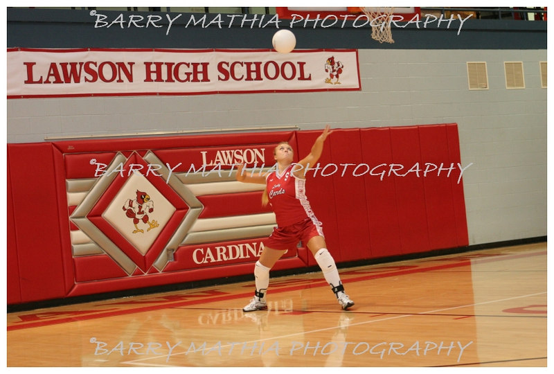 Lawson Volleyball vs East Buc 109