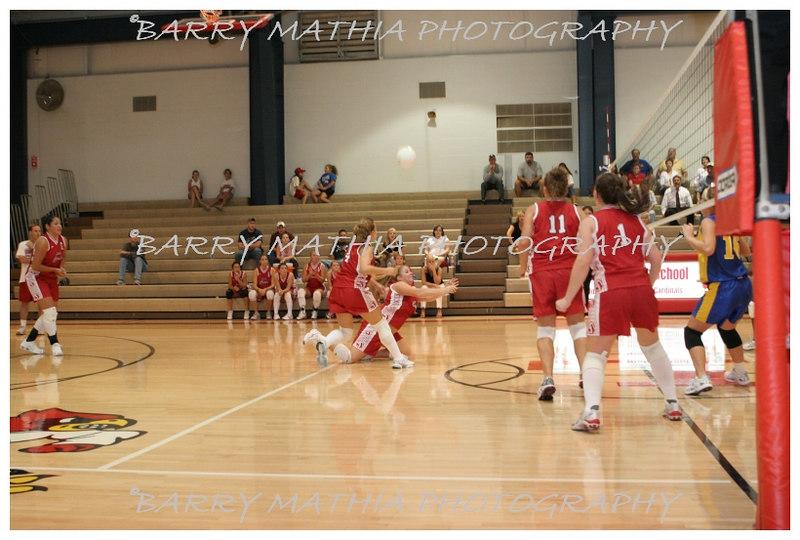 Lawson Volleyball vs East Buc 001