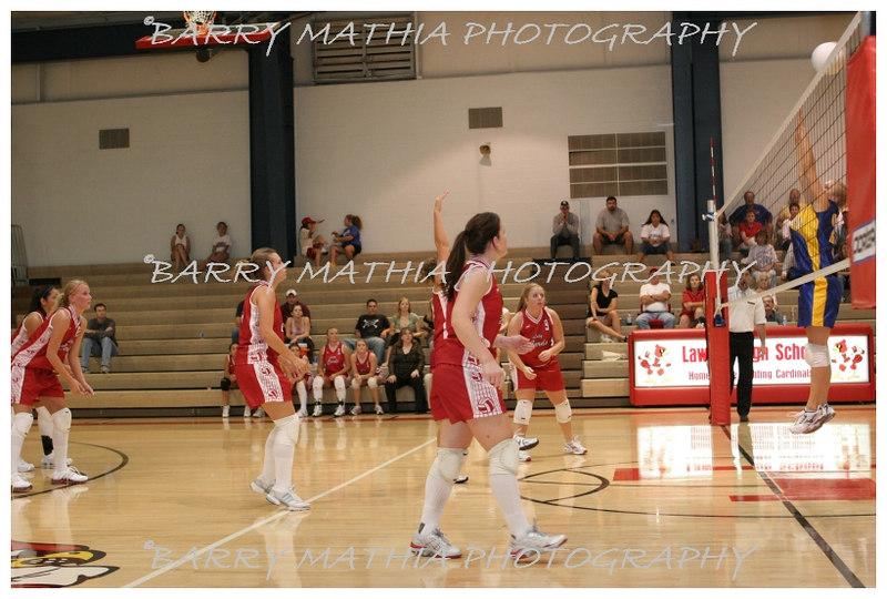Lawson Volleyball vs East Buc 003