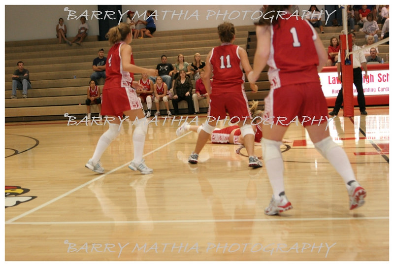 Lawson Volleyball vs East Buc 005