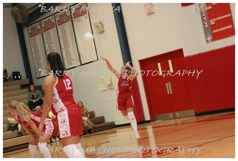 Lawson Volleyball vs East Buc 021