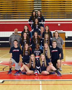 MHS Volleyball 2014