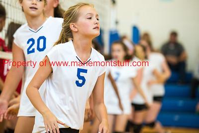 MJHS Volleyball