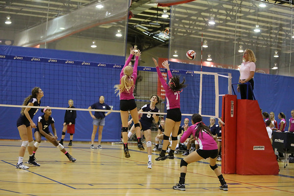 Maclay Volleyball October 2015