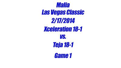 Malia 2014 Las Vegas Classic