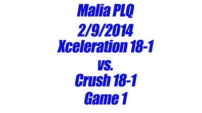Malia PLQ 2014