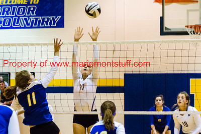 MHS Volleyball vs Madeira 2016-9-20-13