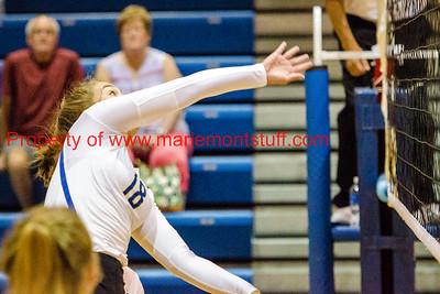 Mariemont High School Volleyball 2016