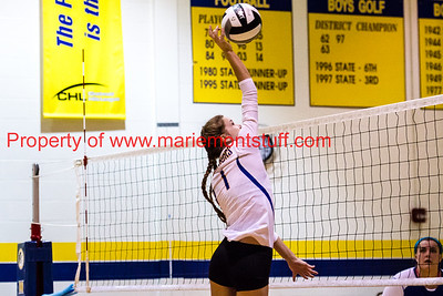 MHS Volleyball vs Madeira 2016-9-20-25