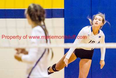 MHS Volleyball vs Madeira 2016-9-20-21