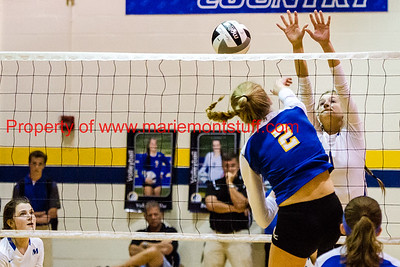 MHS Volleyball vs Madeira 2016-9-20-23