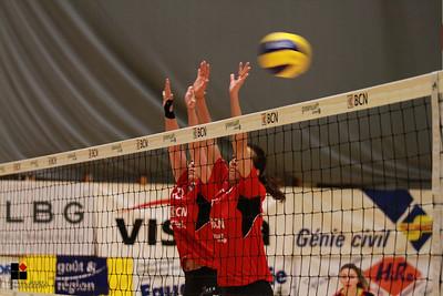 Match VBC Val-de-Travers - VBC Steinhausen