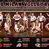 2018 Milan Schedule Banner