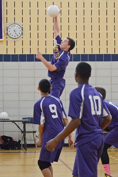 Monty Tech v FHS volleyball 5-13-15