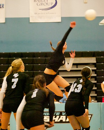 Ponte Vedra Volleyball vs Fernandina Beach 9-4-12