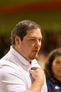Coach Dustin Reid