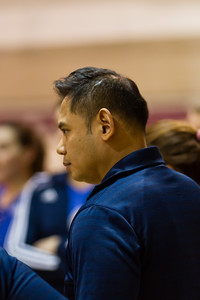 Assistant Coach Glenn Imperial