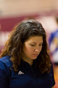 Assistant Coach Carol Onate