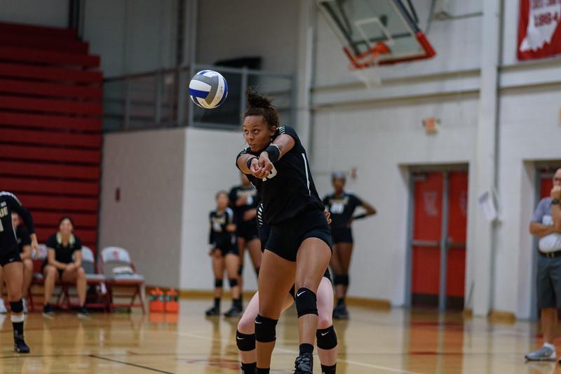 8/13/16 Purdue Volleyball Scrimmage, Azariah Stahl