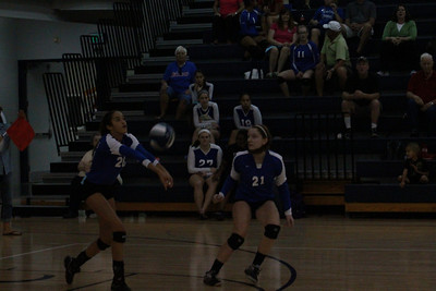 Sophomore Volleyball at Xavier