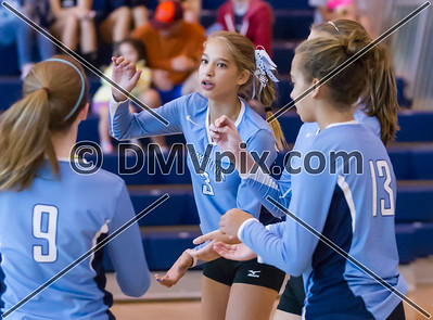 TJ JV vs Yorktown Fr (28 Sep 2013)