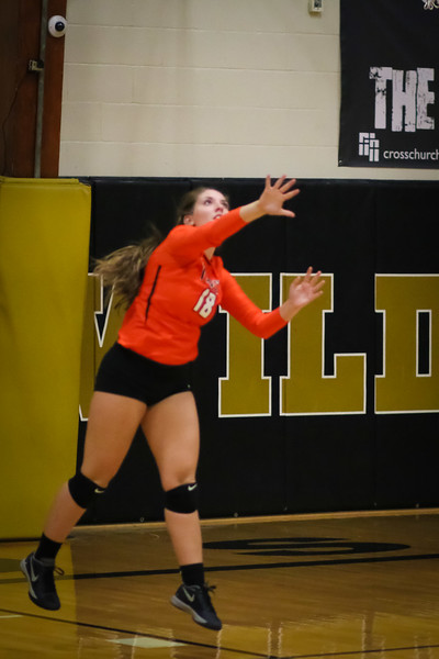 Varsity Volleyball vs Neosho