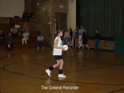 Jr Hi Volleyball
