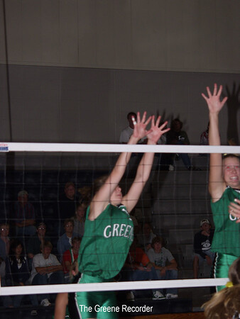 Volleyball Triangular