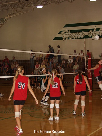 Volleyball vs RS