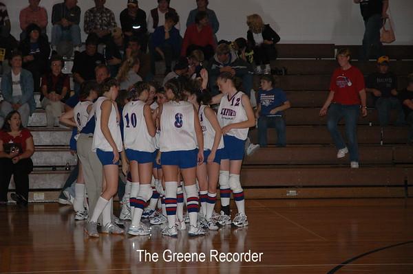 Playoff Volleyball vs. Rockford