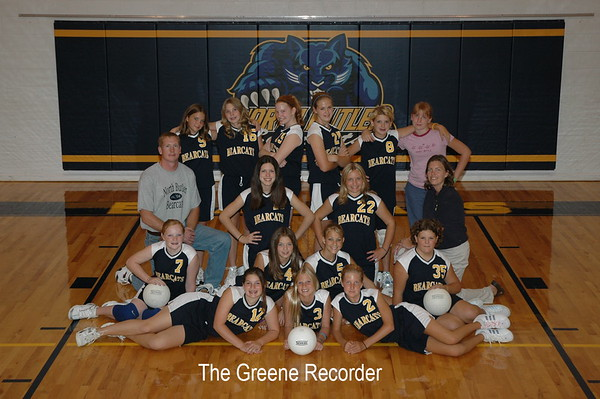 Middle School Volleyball Teams