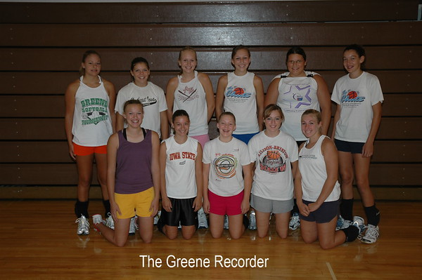 Volleyball Team Pics